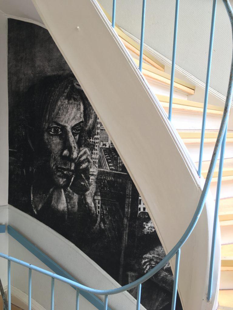 OBSESSION at KIT- Kunst im Treppenhaus. Frankfurt- Germany.