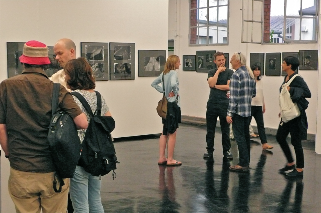 2048- THE 2048- THE ORIGINAL DRAWINGS at Ausstellungshalle 1a Frankfurt- Germany. Foto: Peter Mucha DRAWINGS